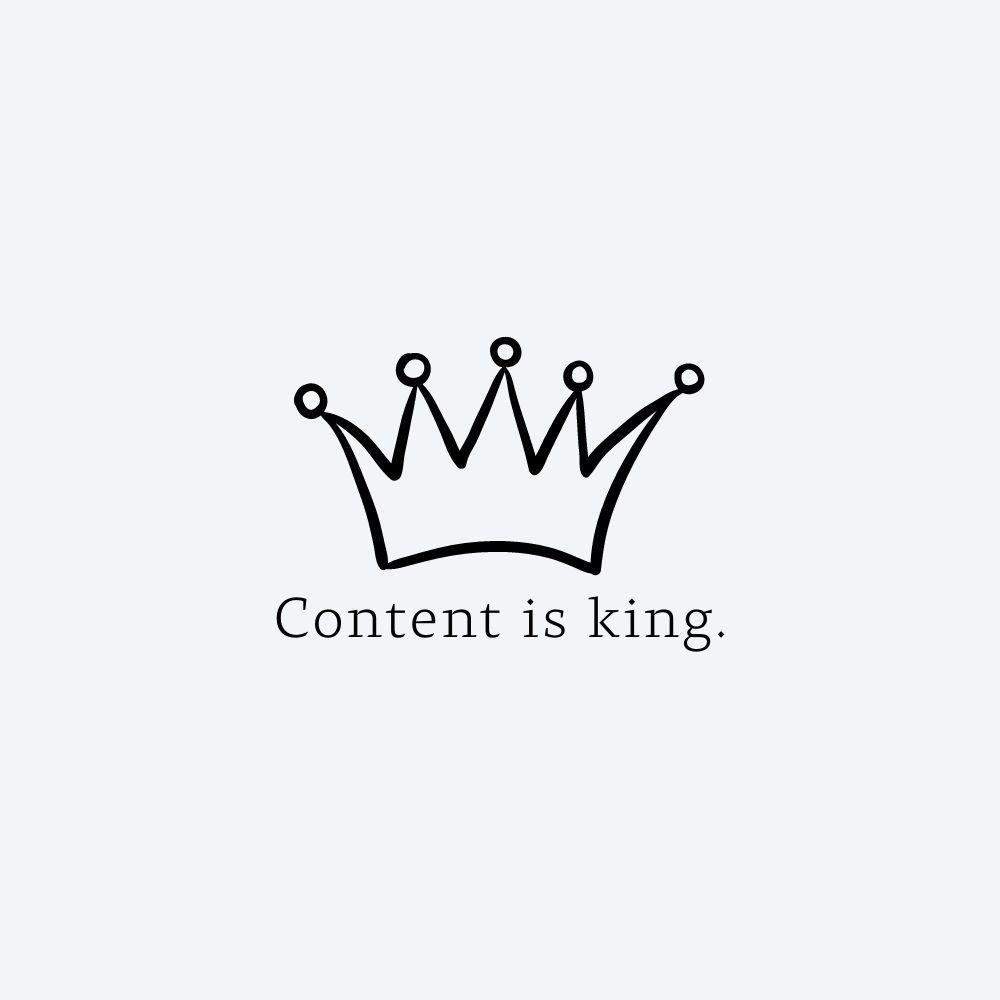 Treść jest królem